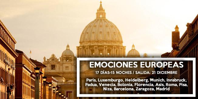 Emociones Europeas Invierno