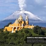 ¿Sin planes para este fin de semana?, Escápate a Puebla con estos super paquetes!