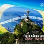 Viaja a Sudamérica este Fin de Año, Reserva hoy mismo tu lugar!