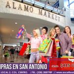 De compras en San Antonio desde $485 USD, Aparta tu lugar hoy mismo!!