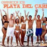 ¿Te gradúas en el 2016? Disfruta del Viaje de graduación a Playa del Carmen!
