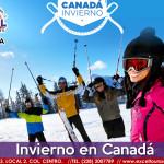 Invierno en Canadá, Vive las mejores experiencias! Reserva YA!