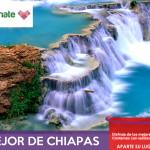 Chiapas espectacular! Contamos con salidas todo el año, Reserva hoy mismo!