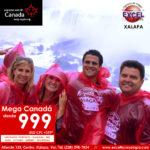 Viaja a Canadá Sin Visa! Salidas especiales de Verano-Otoño!!