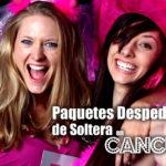 Paquetes de despedida de solteras y solteros en Cancún!!