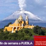 ¿Sin planes para el fin de semana?, Escápate a Puebla con estos paquetes!