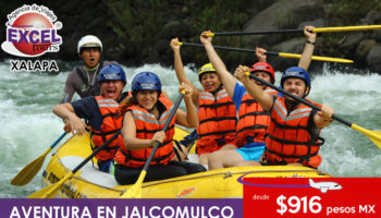 Jalcomulco-Rafting