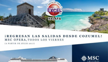 MSC – COZUMEL again