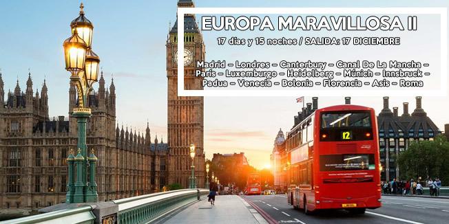 Europa Maravillosa II
