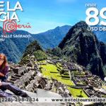 Vive la magia de Perú, reserva tu lugar hoy mismo y pagalo poco a poco!