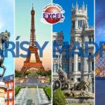 París y Madrid en Oferta