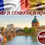 Ronda de España y Sur de Francia salidas 2019