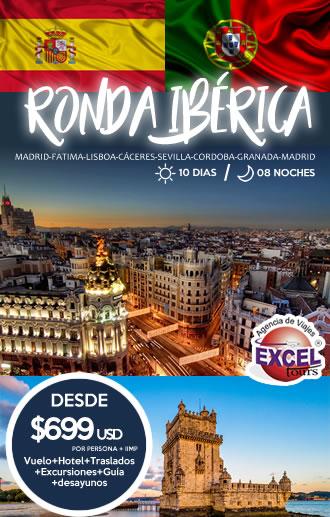 Ronda Ibérica 2019