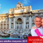 Viajes a Europa para Adultos Mayores 2019