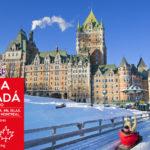 Viaja a Canadá desde $999 usd, salidas 2020