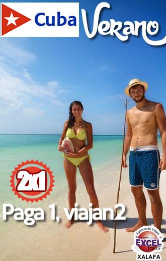 Viajes a CUBA 2x1